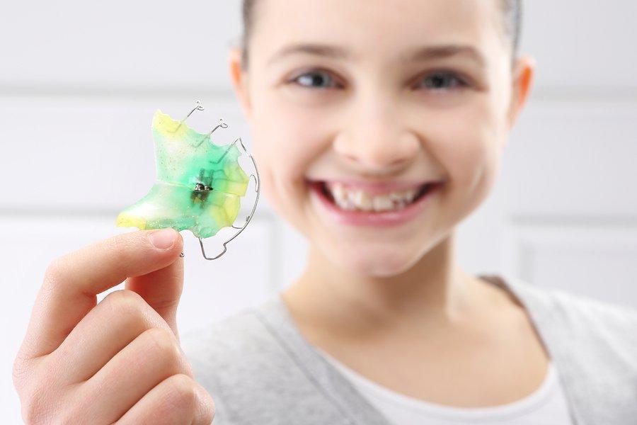 Orthodontic Appliances for Children